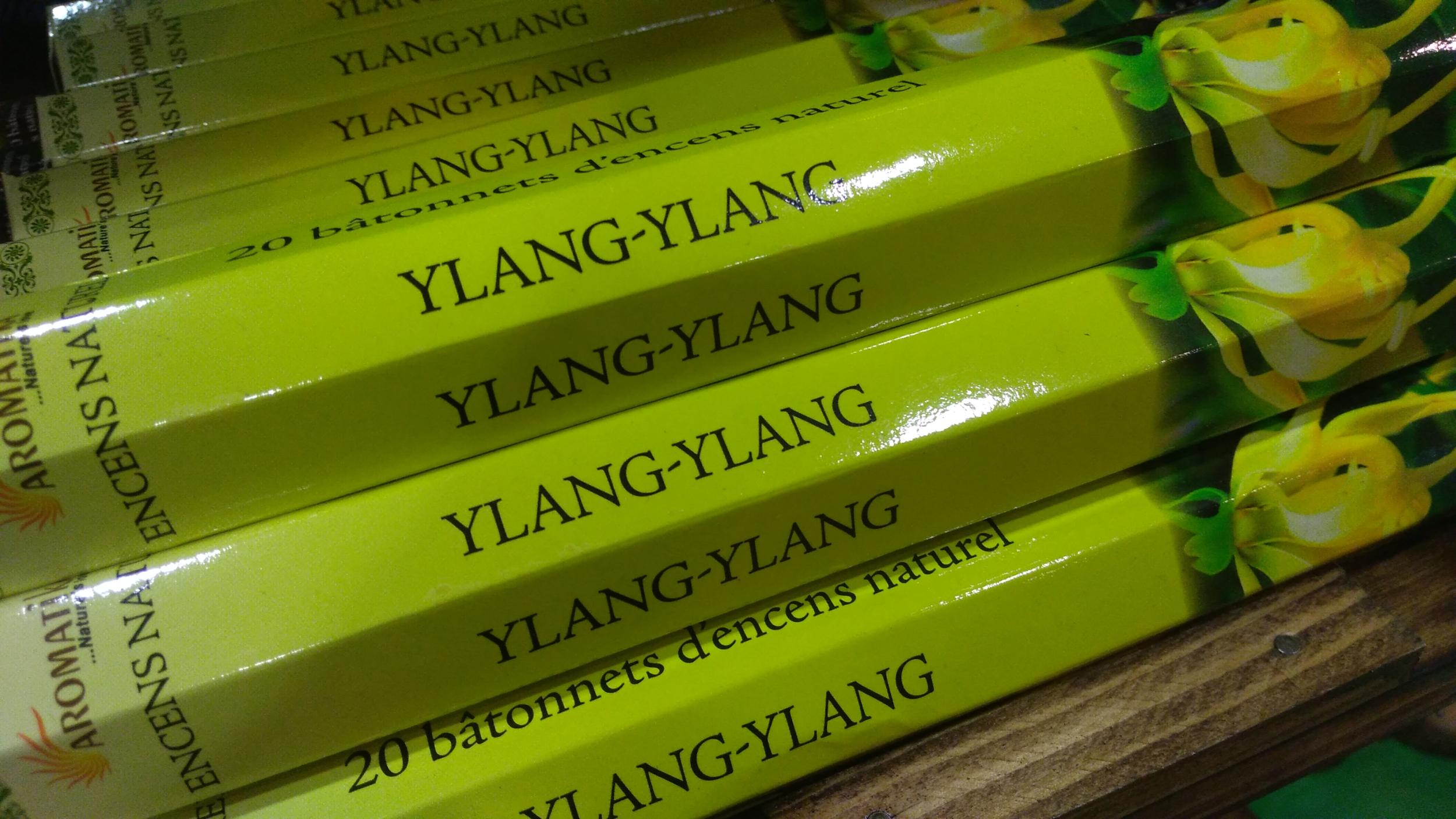 Encens Ylang-Ylang