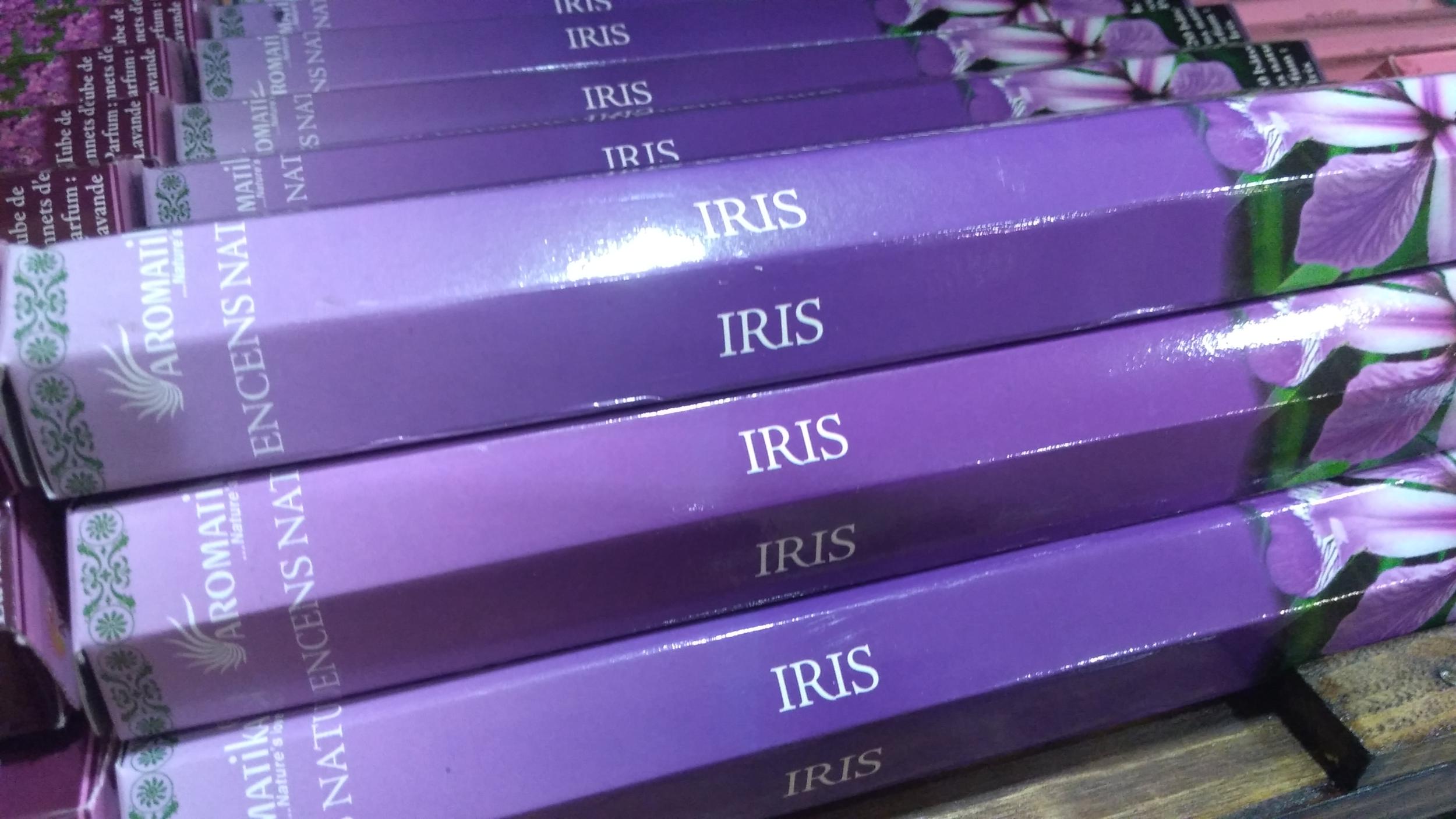 Encens Iris