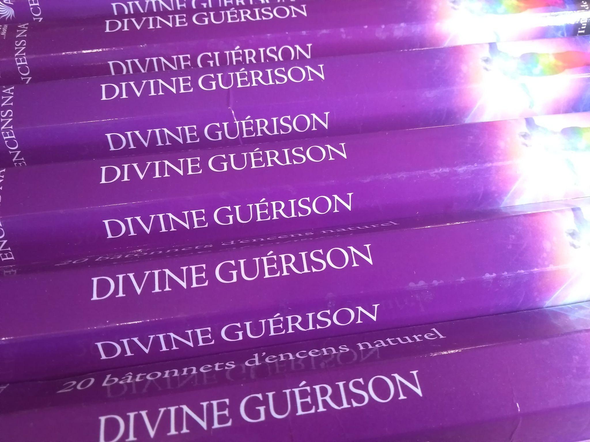 Encens Divine Guérison