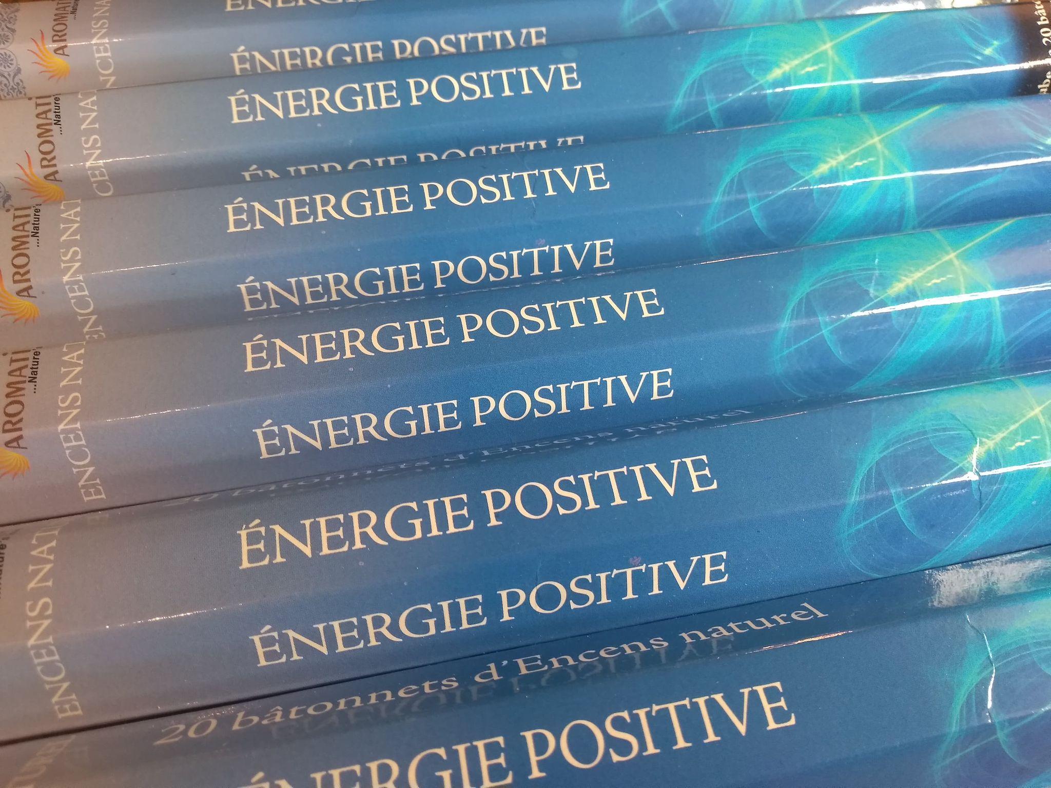 Encens Énergie Positive