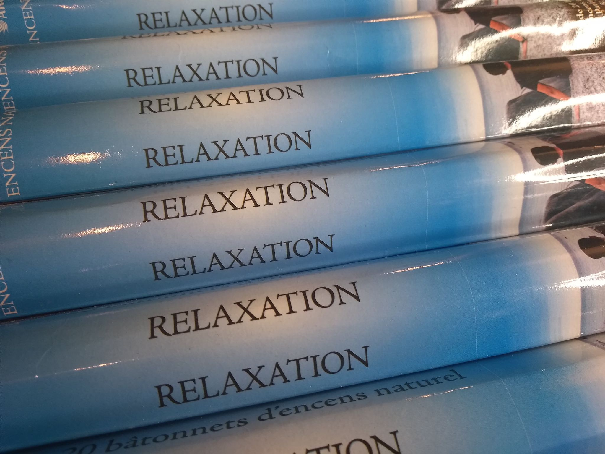 Encens Relaxation