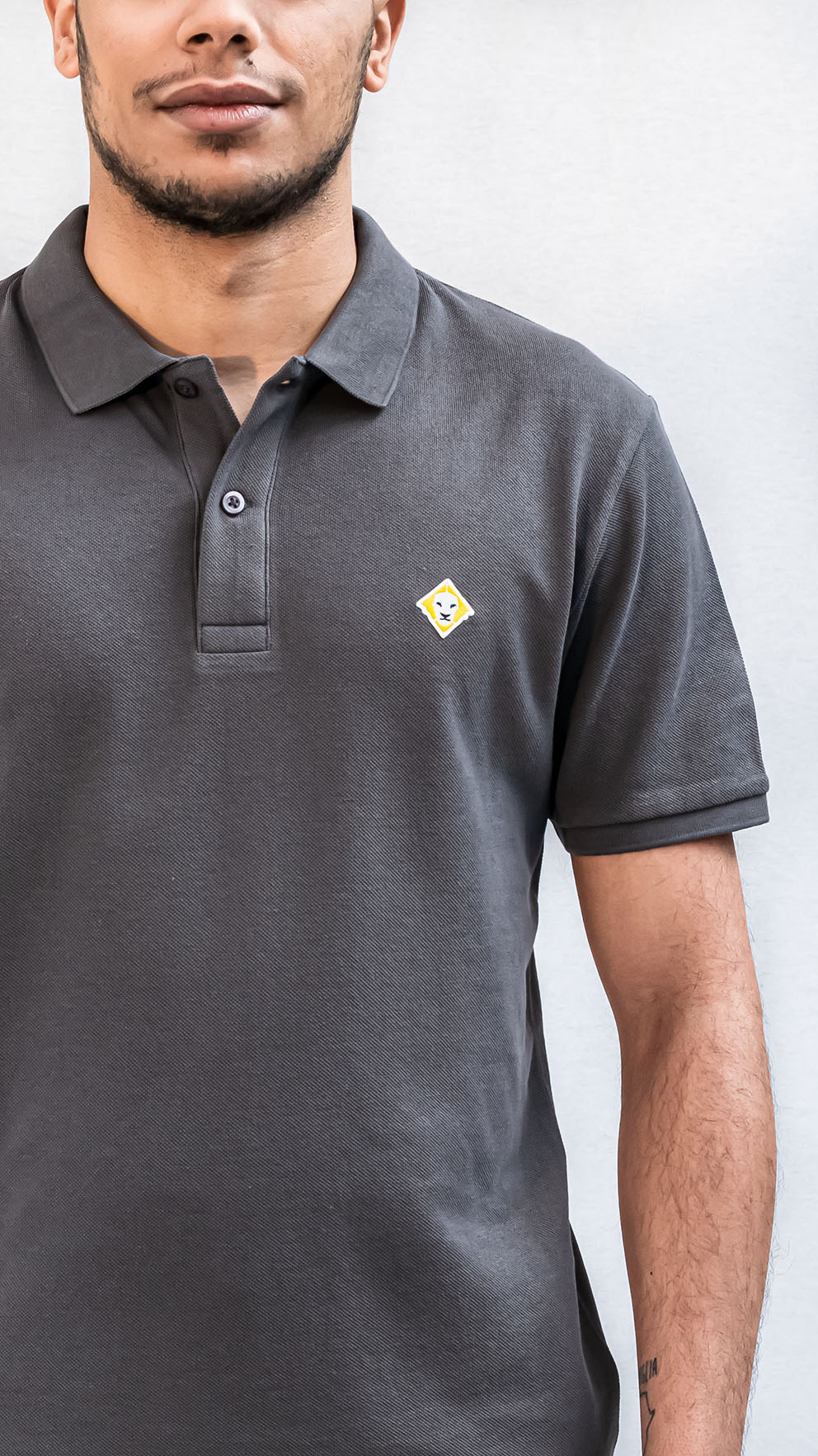 POLO ANTHRA HOMME