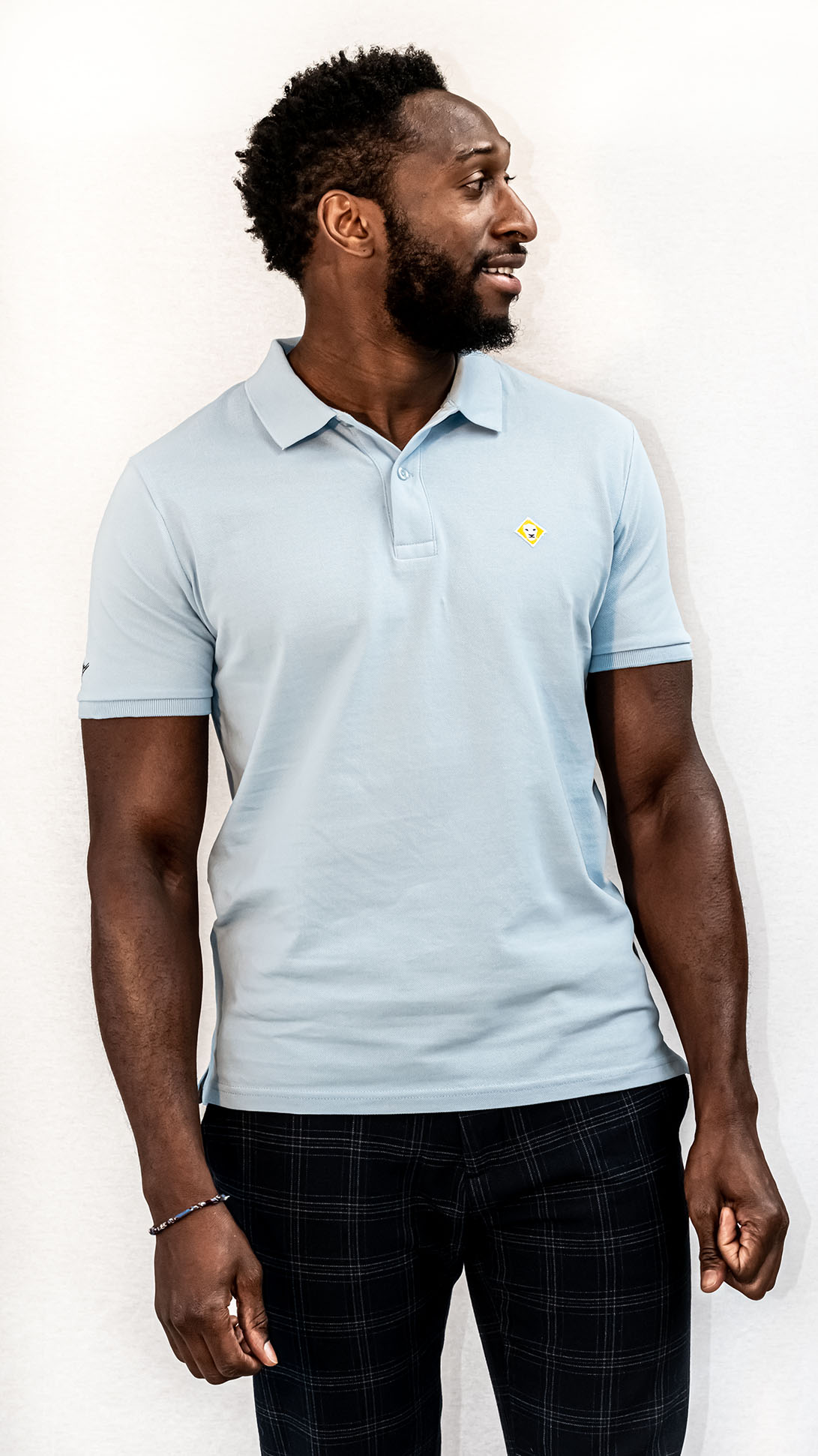 POLO LJÓN BASIC CIEL