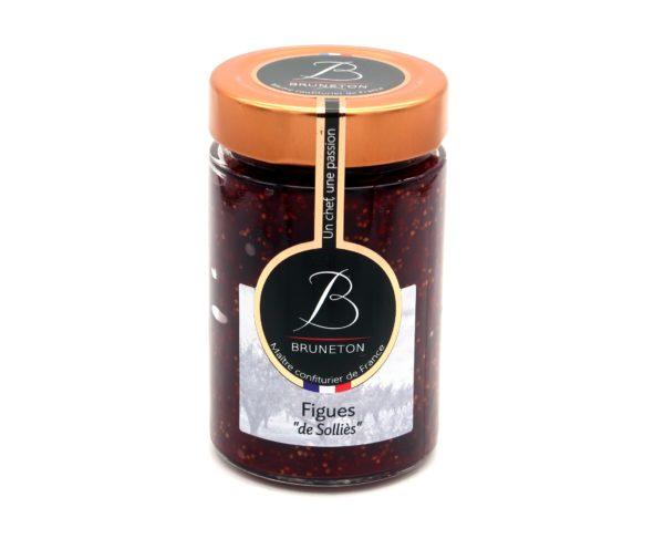 """Figues """"violettes de Solliès"""" (pot de 230 grammes)"""