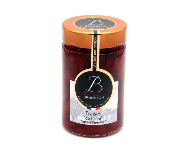 """Fraises """"variété Darselect"""" (pot de 230 grammes)"""