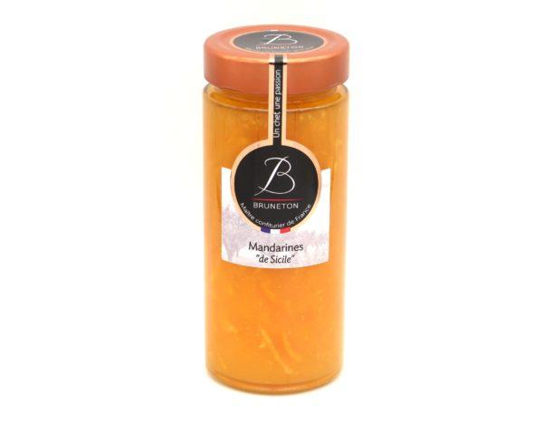 Mandarines de Sicile (pot de 100 grammes)