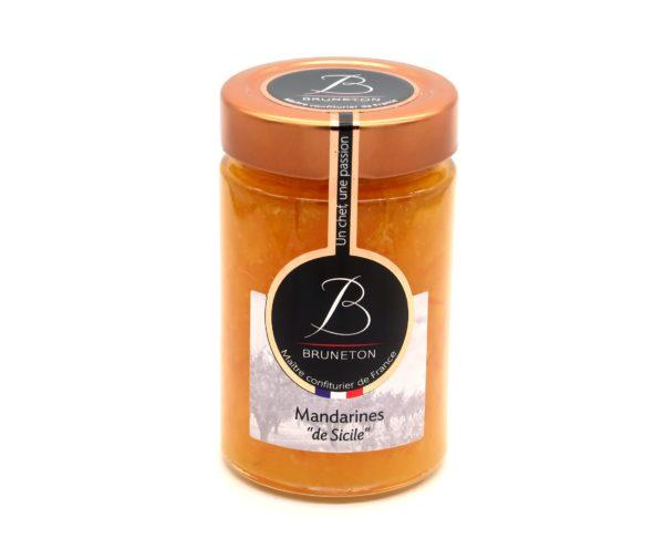 Mandarines de Sicile (pot de 230 grammes)