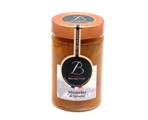 Mirabelles de Lorraine (pot de 230 grammes)