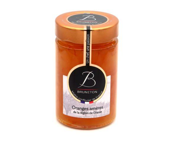 """Oranges amères """"de la région de Grasse"""" (pot de 230 grammes)"""