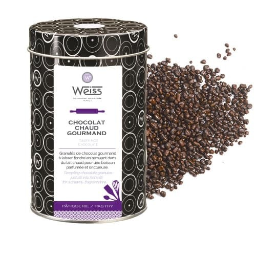 Chocolat chaud gourmand - 500g