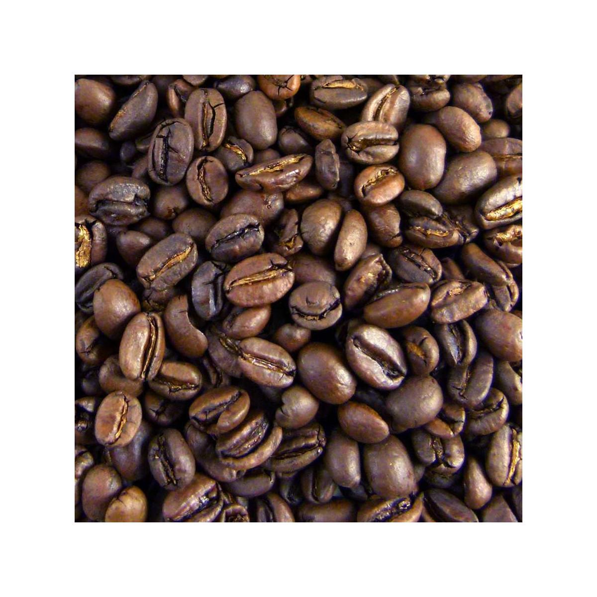 Décaféiné sans solvant 100% Arabica (sachet de 100 grammes)