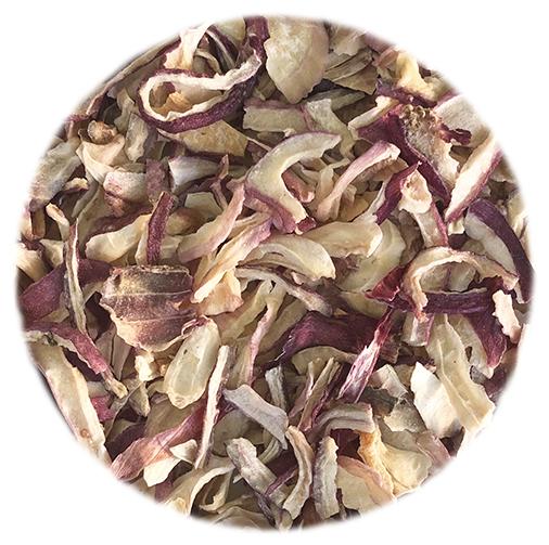 Échalote séchée (sachet de 100 grammes)