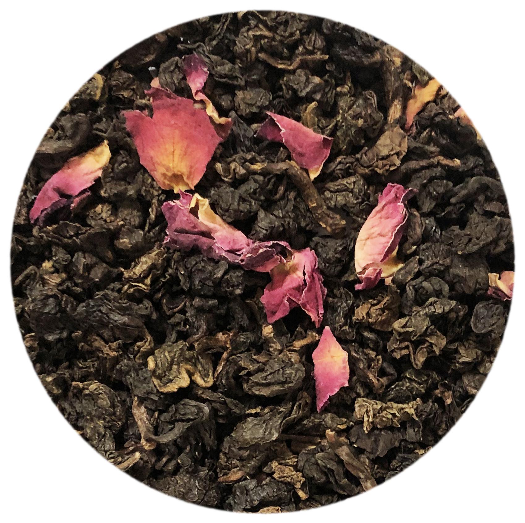 Oolong Dragon Noir (sachet de 50 grammes)