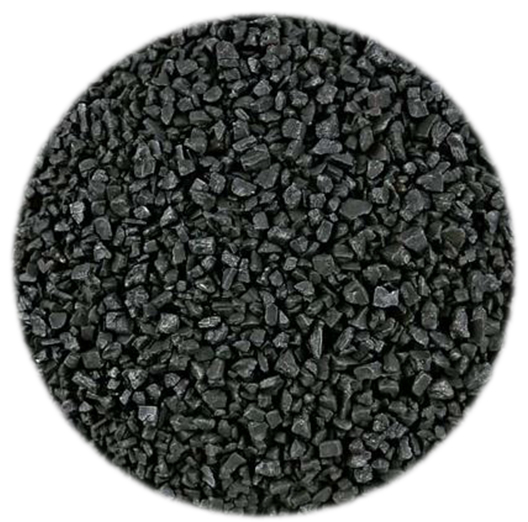 Sel Noir d\'Hawaï (sachet de 200 grammes)