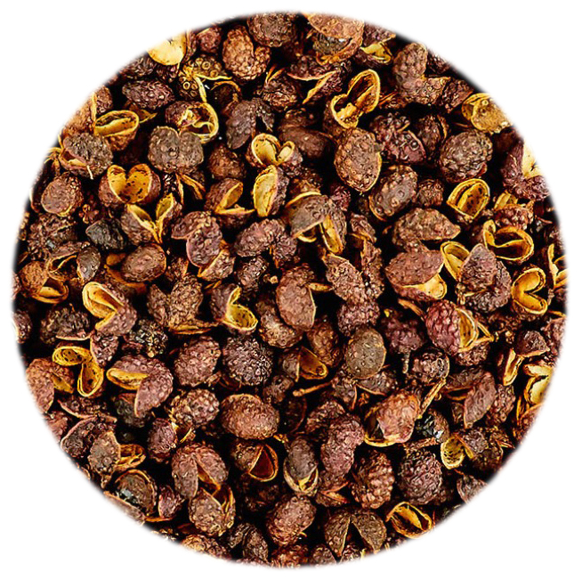 Poivre Noir de Timut (sachet de 100 grammes)