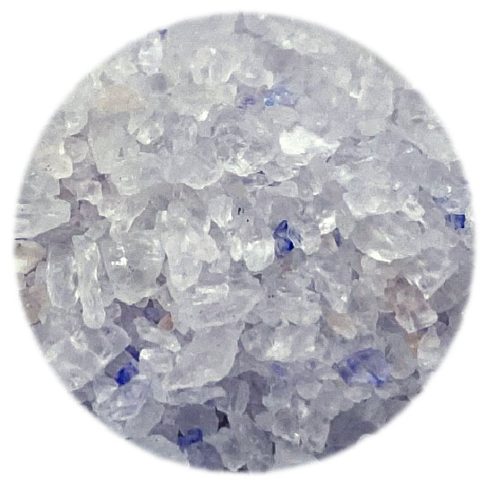 Sel Bleu de Perse (sachet de 200 grammes)