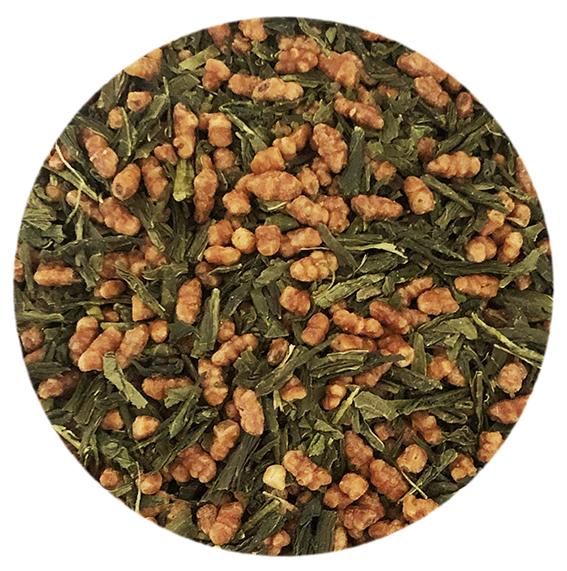 Genmaïcha (sachet de 50 grammes)