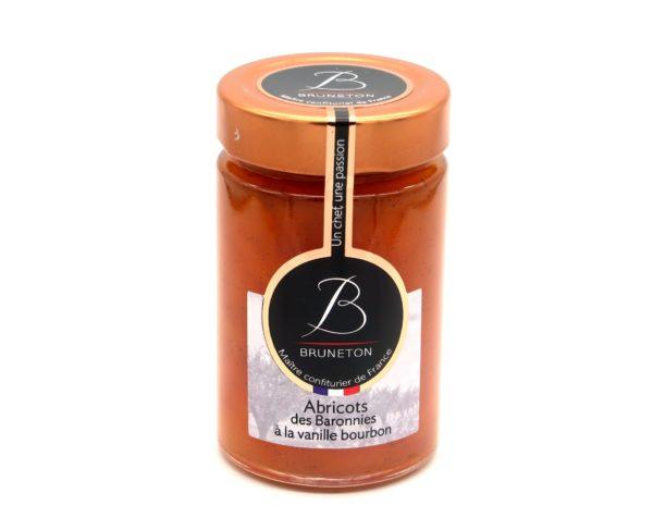 Abricots des Baronnies à la vanille Bourbon (pot de 230 grammes)