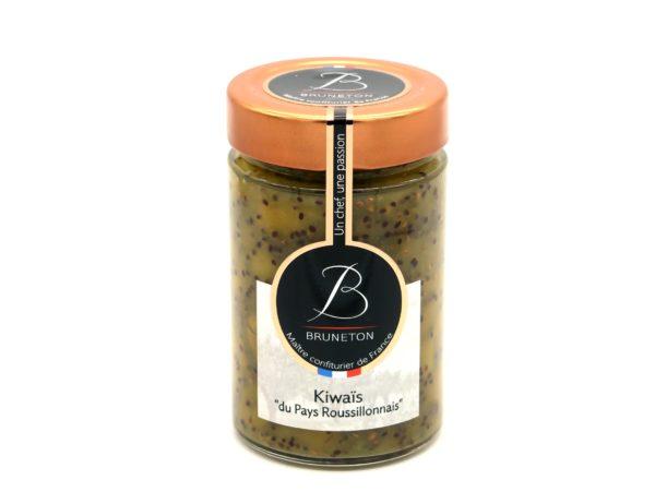 """Kiwaïs """"du Pays Roussillonnais"""" (pot de 230 grammes)"""