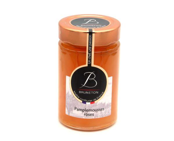 """Pamplemousses roses """"de Corse"""" (pot de 230 grammes)"""