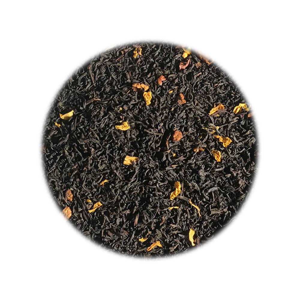 Thé Noir _ Pêche - Abricot