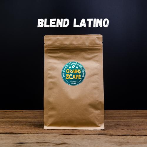 Site Blend Latino
