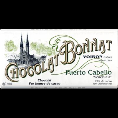 Chocolat Bonnat Puerto Cabello