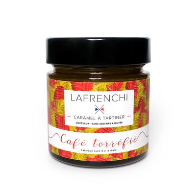 """Caramel à tartiner """"Café Torrefié"""""""