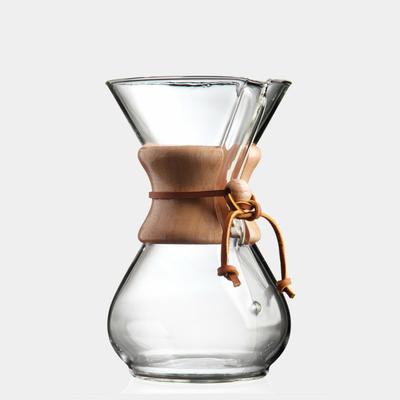 Cafetière Chemex en verre 6 Tasses