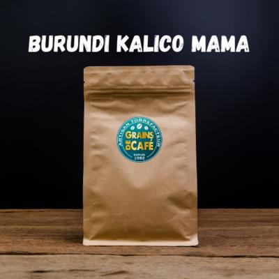 Burundi Kalico Mama