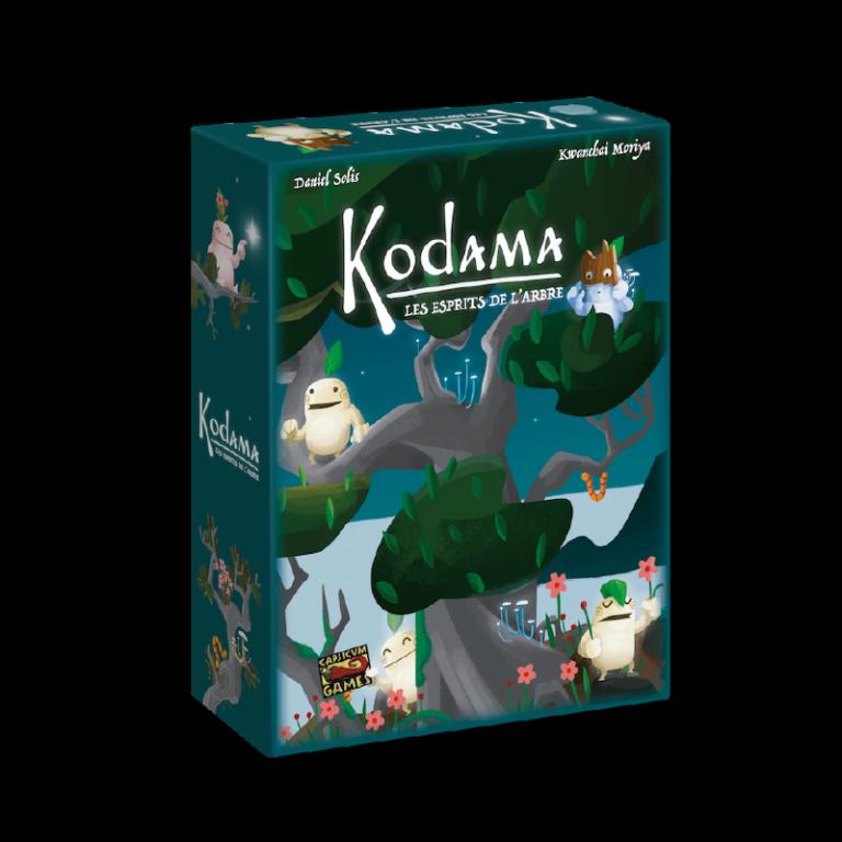 KODAMA + KODAMA extension