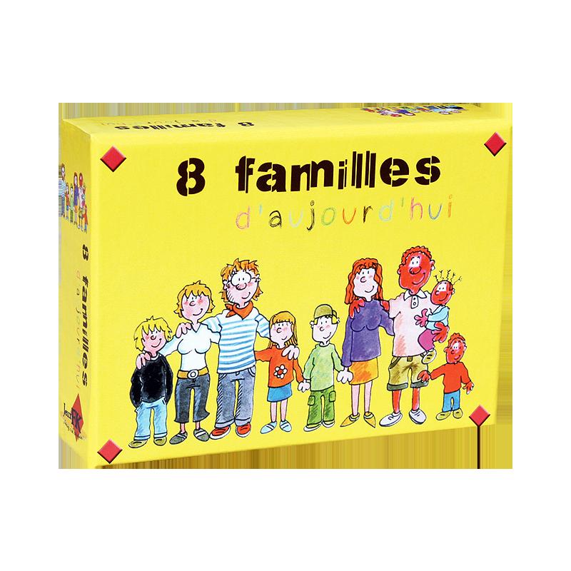 8 Familles d\'aujourd\'hui