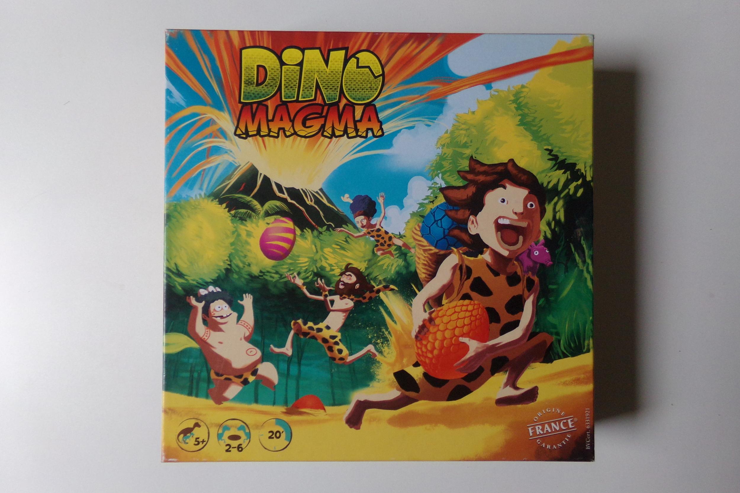 Dino Magma