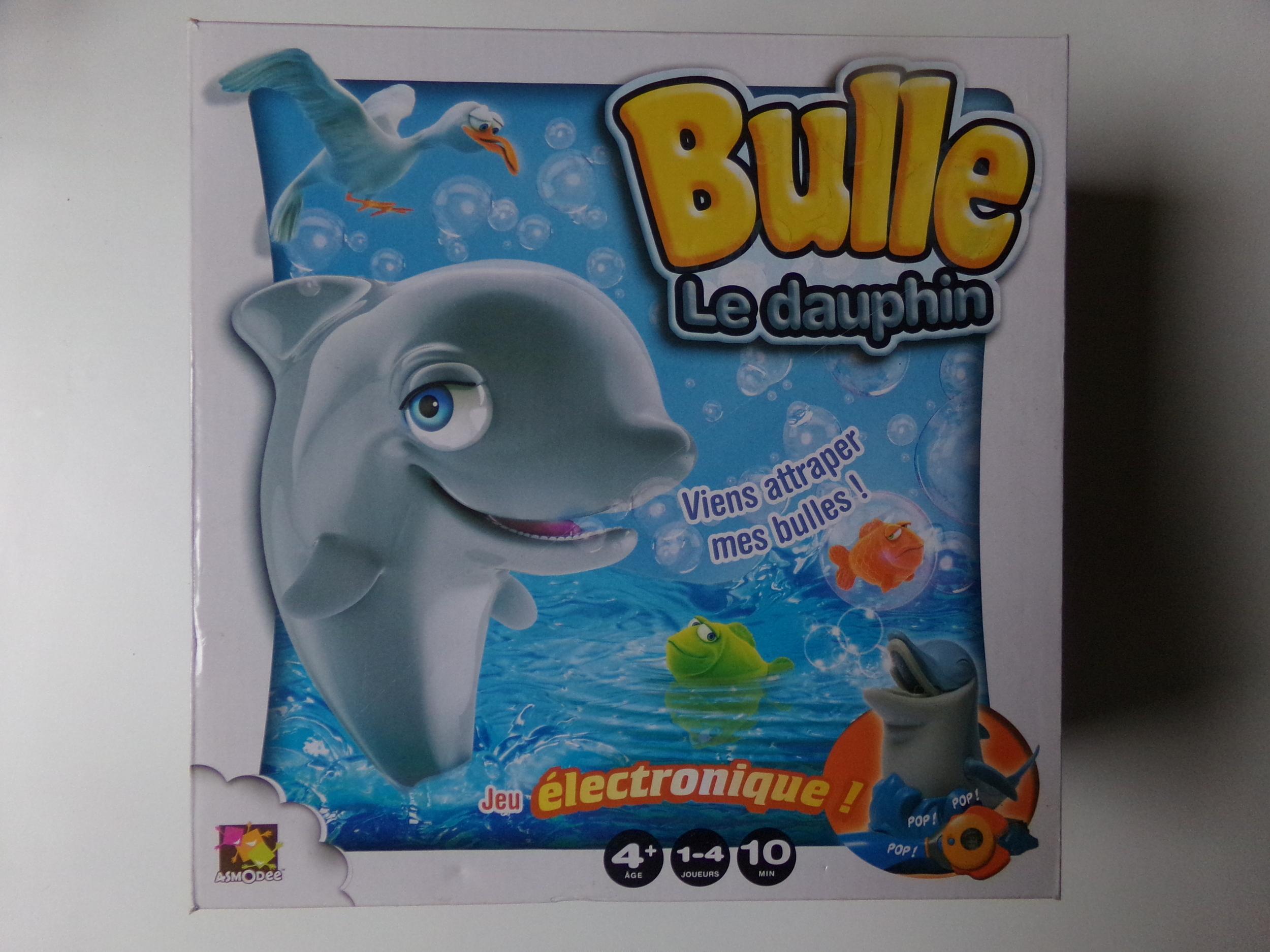 Bulle le dauphin