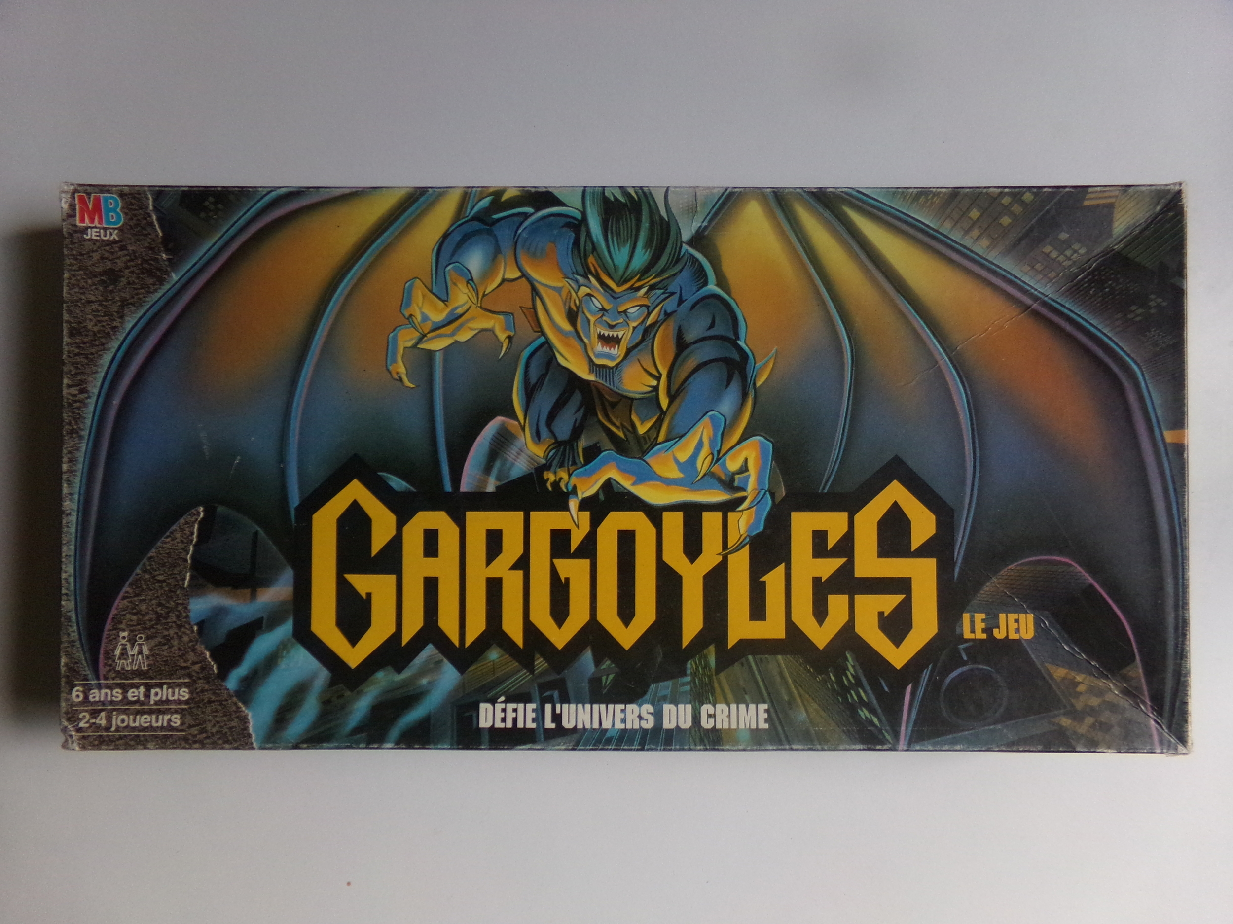 GarGoyles le jeu