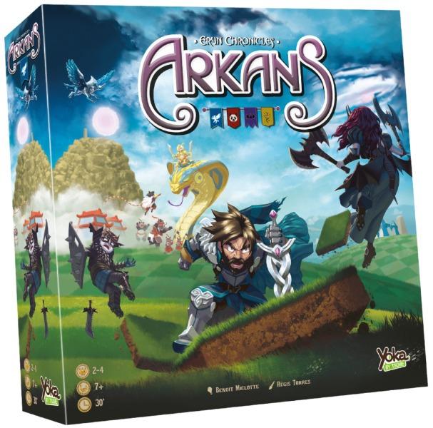 Arkans