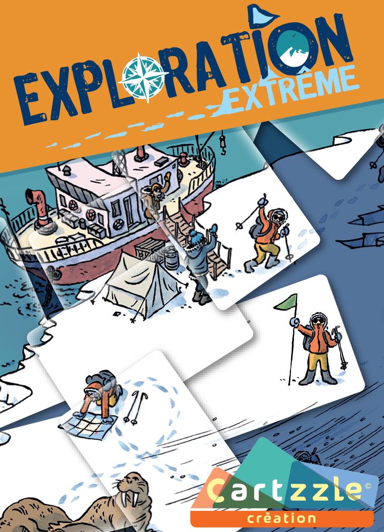Cartzzle Exploration extrême