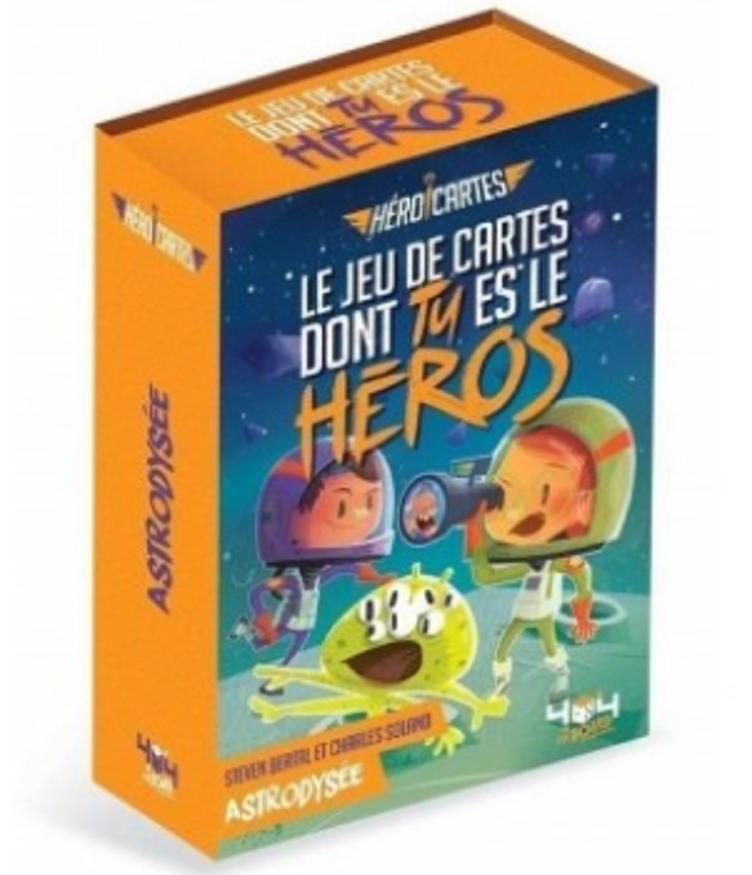 Héroi Cartes Astrodysée
