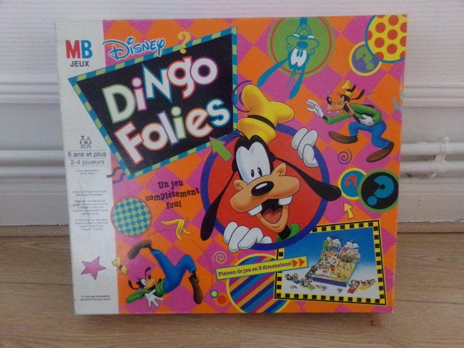 Dingo Folies