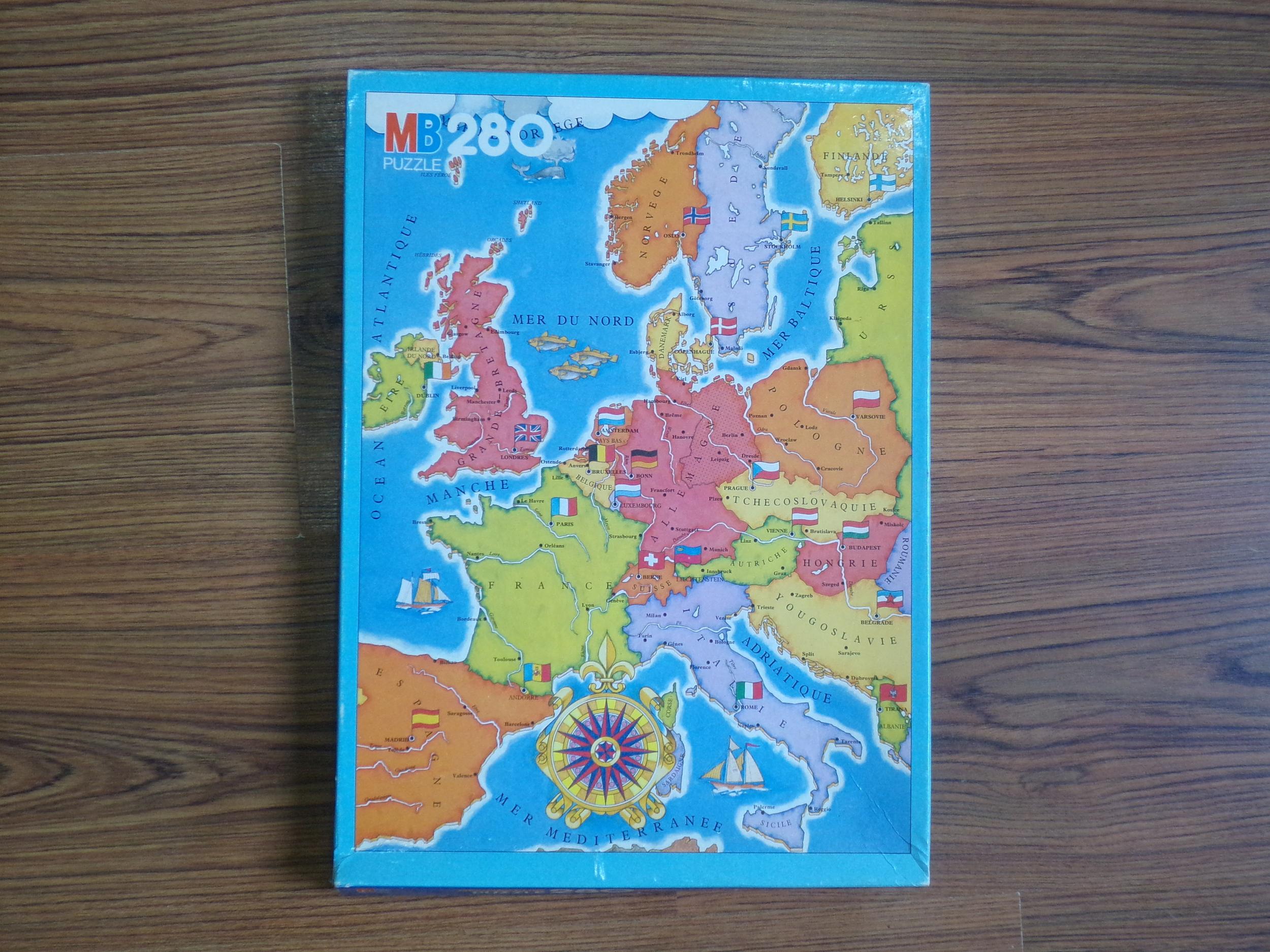 Puzzle 280 pièces