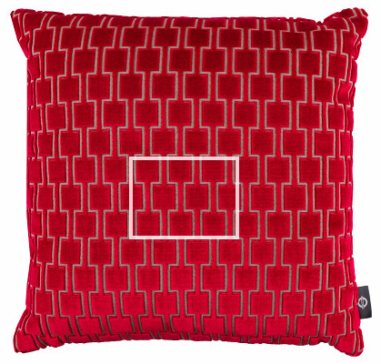 Coussin Ruby Bakerloo