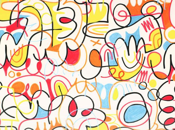 Wobblepotamus Pencil Case