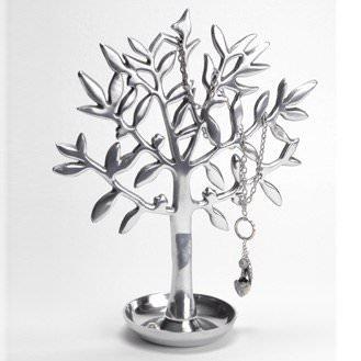 arbre bijoux chrom c t d co porte bijoux vide poche l 39 atelier toile de lin. Black Bedroom Furniture Sets. Home Design Ideas