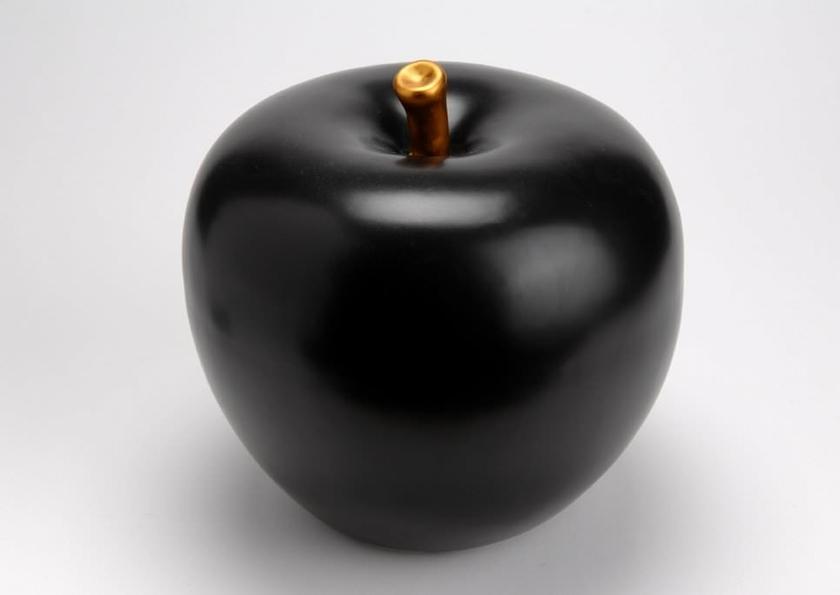 pomme d corative c t d co tendance design l 39 atelier toile de lin. Black Bedroom Furniture Sets. Home Design Ideas
