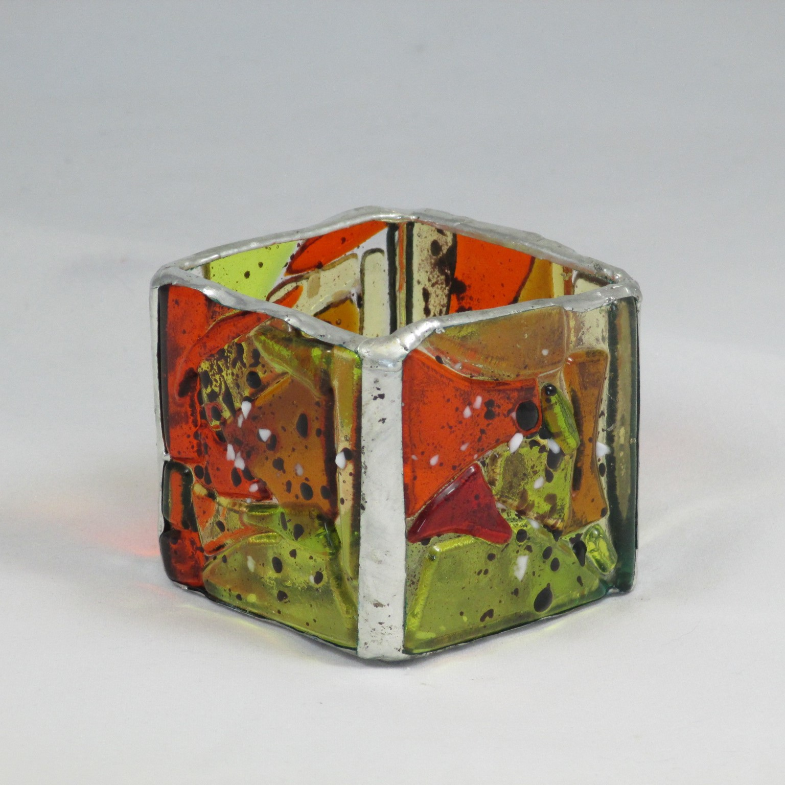 Bougeoir fusing cube