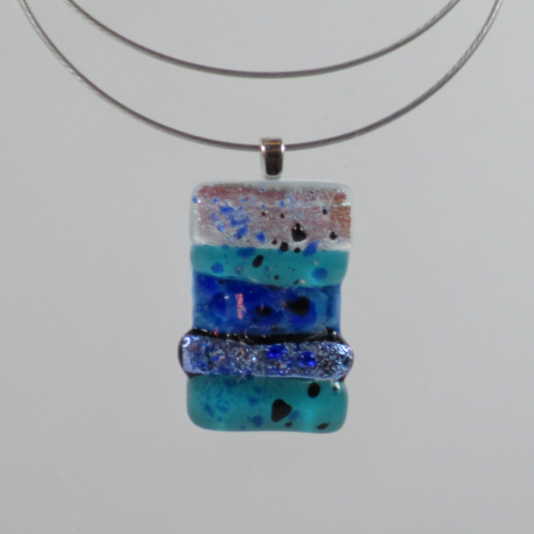 pendentif en verre made in france 7