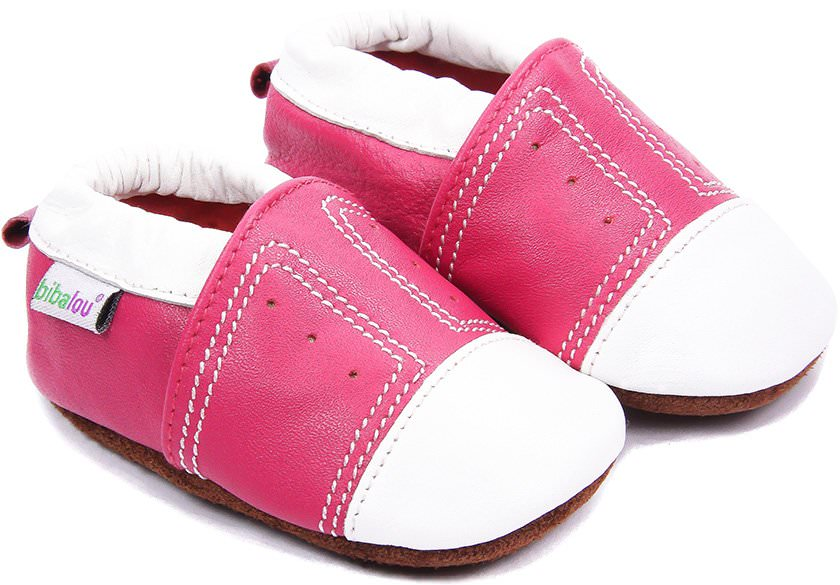 chaussons-bebe-m840-sport-rose-face