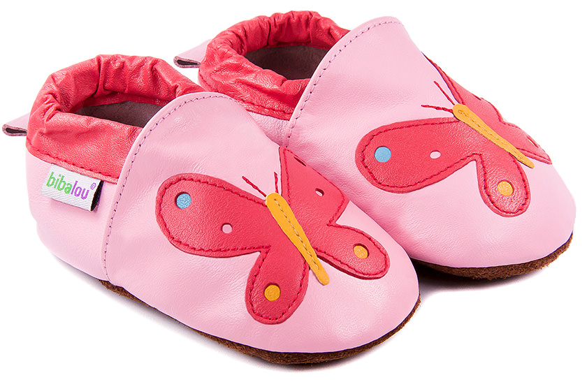 chaussons-bebe-m840-papillons-face
