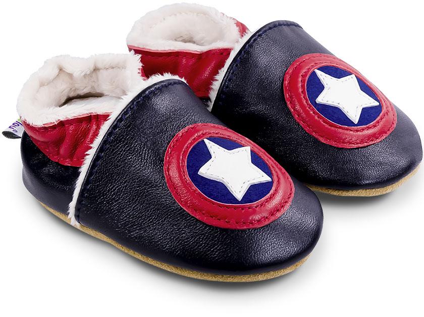 chaussons-captain-USA-fourré-840