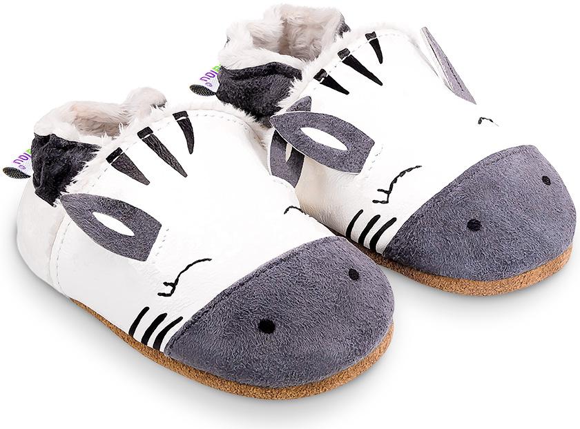 chaussons-zèbre-fourré-garcon-840srvb